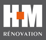 HM Rénovation, logo